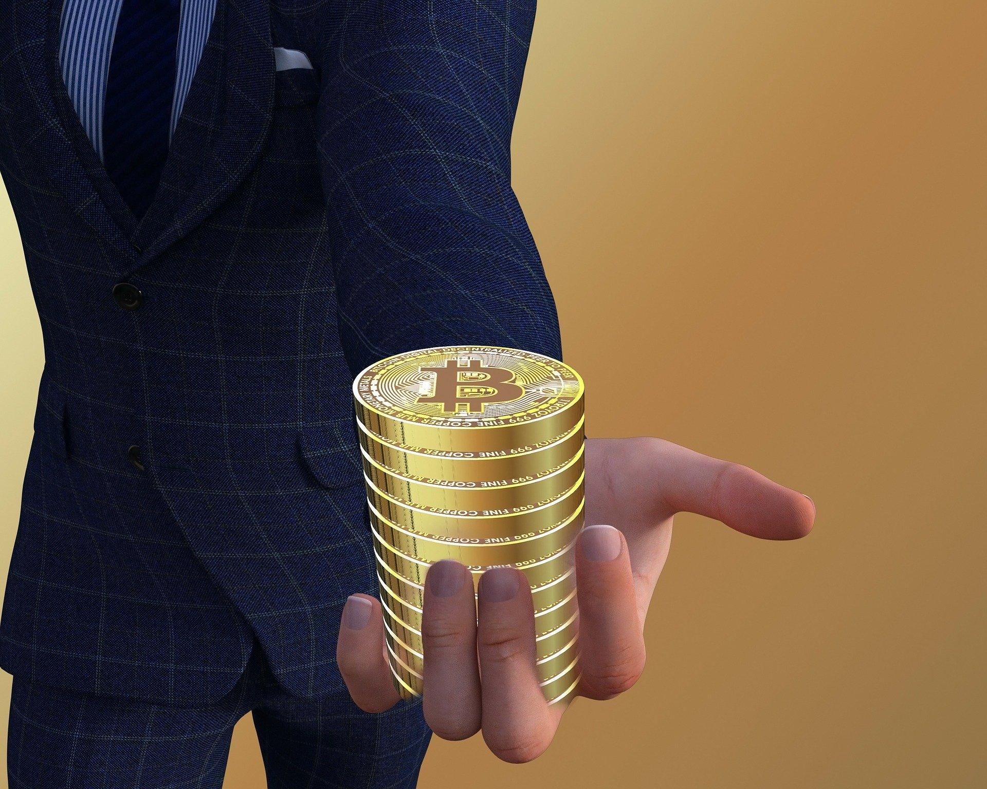 Der Preisanstieg von Bitcoin